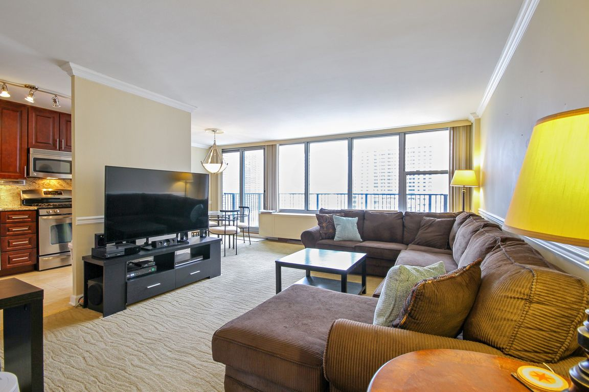 400 EAST RANDOLPH STREET #2418 Chicago IL 60601 id-148385 homes for sale