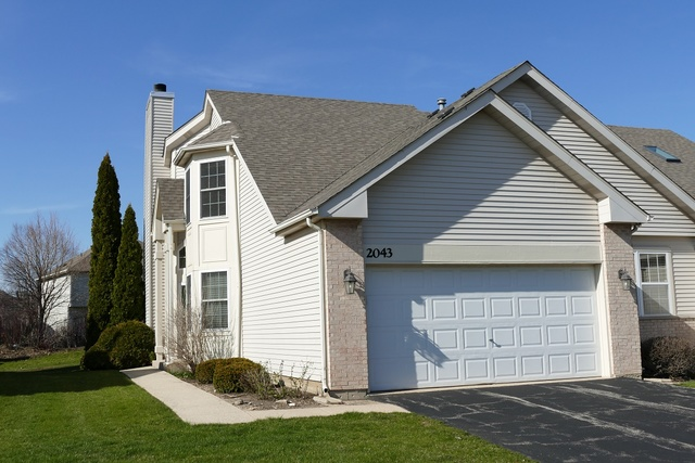 2043 TAMAHAWK LANE #2043 Naperville IL 60564 id-1112966 homes for sale